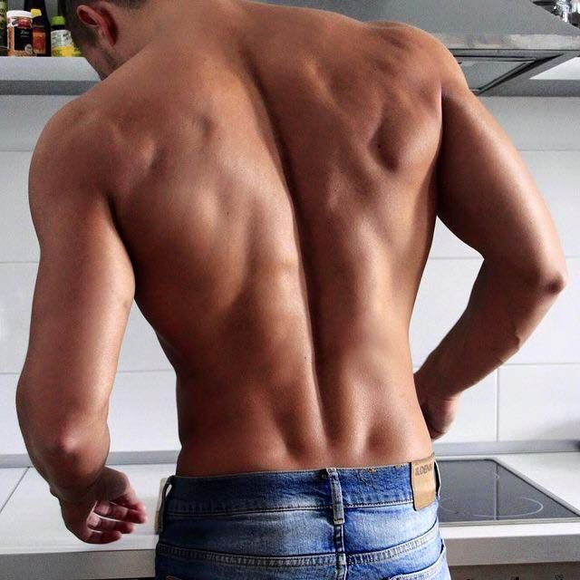 Image result for men back sexy