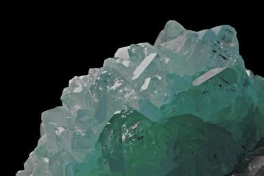 DIY Giant Borax Crystals: One cool aspect of borax crystals is that you can layer crystal colors to get a multicolored crystal.