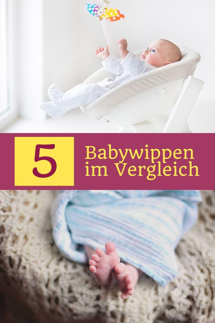 Eine Babywippe sorgt für ruhigen Schlaf bei deinem Baby und damit für ein paar ruhige Stunden bei dir ;) Schaue dir in unserem Vergleich die besten Produkte an.