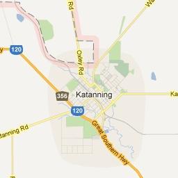 katanning wa - Google Maps