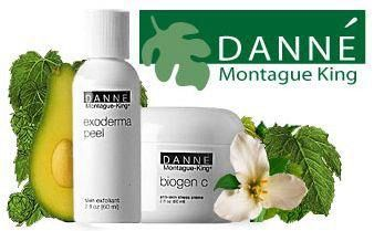 Danne facial products