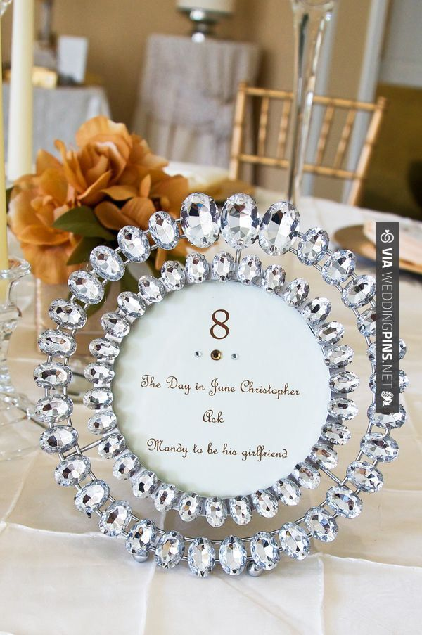These would be cute to put pictures of the couple on tables at the shower.