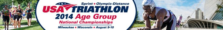 2014 USA Triathlon Age Group National Championships August 9-10