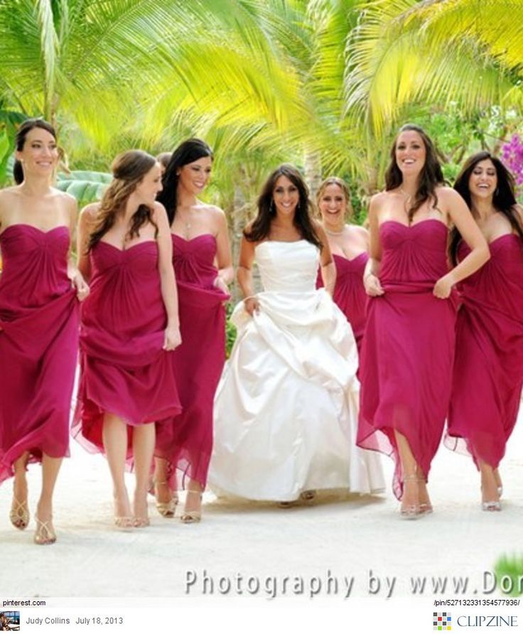 Raspberry WeddingsDresses Colours, Ideas, Dreams, Bridesmaid Dresses, Future, Wedding, Dresses Colors, Bridesmaid Dress Colors, Raspberries