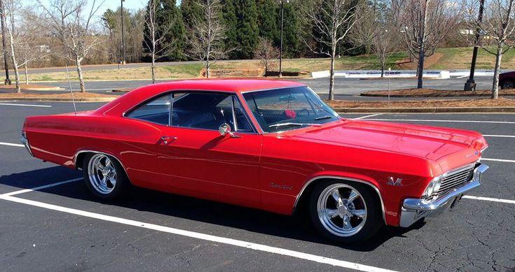 1965 Chevy Impala...a dream