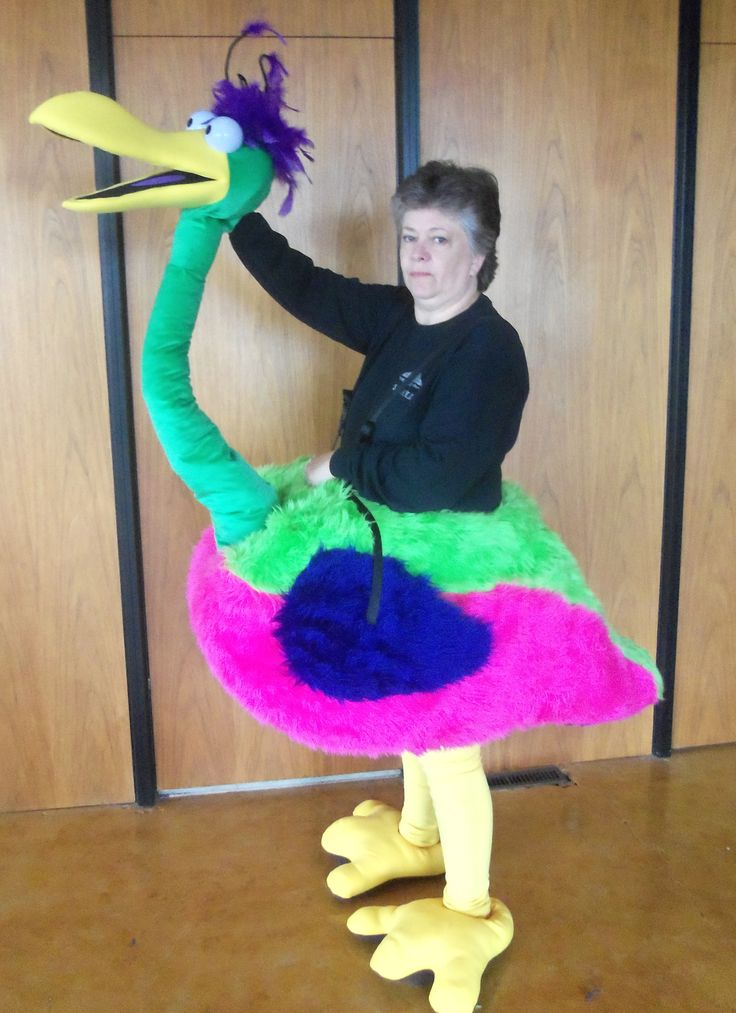 Huge Bird by PJs Puppets