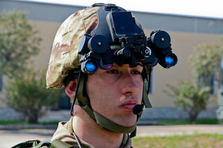 EI, Soldato Futuro, equipaggiamento, visore notturno