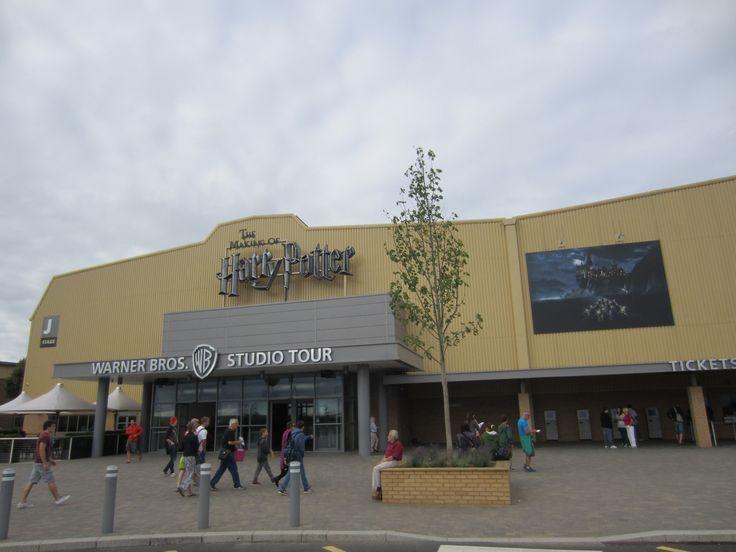 Warner Bros. Studios, Harry Potter Studios, London