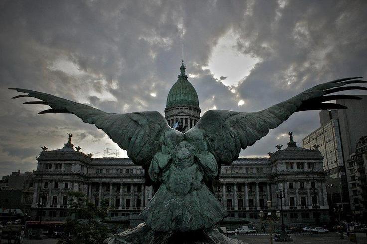 Congreso. Buenos Aires /Argentina