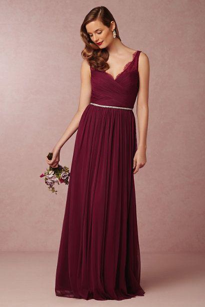 Fleur Dress in Bride Reception Dresses at BHLDN