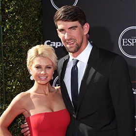 Michael Phelps' Girlfriend Win McMurry Attends ESPY Awards With Him [READ MORE: http://uinterview.com/news/win-mcmurry-attends-espy-awards-with-new-boyfriend-michael-phelps-8059]
