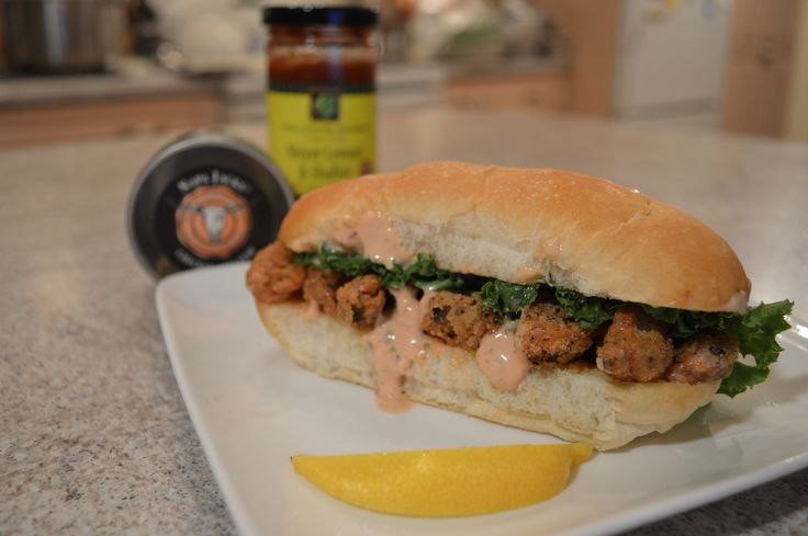 What could be more perfect for #MardiGras than #NapaJacks #DeepFried #Cajun #Clam #PoBoy #Sandwiches?! #fattuesday  This show is brought to you by Wine Country Kitchens: http://WineCountryKitchens.com  * Subscribe to Cooking With Kimberly: http://cookingwithkimberly.com @CookingWithKimE #cwk