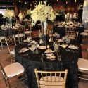 Show Ad - Decor - USA - Barnegat - New Jersey - Black and white wedding decorations for sale   Weddingbee