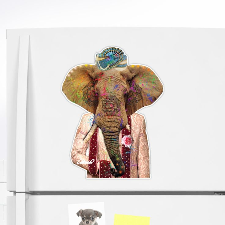 « Elephant COSTUME TRADITIONNEL » par Coeurdepice