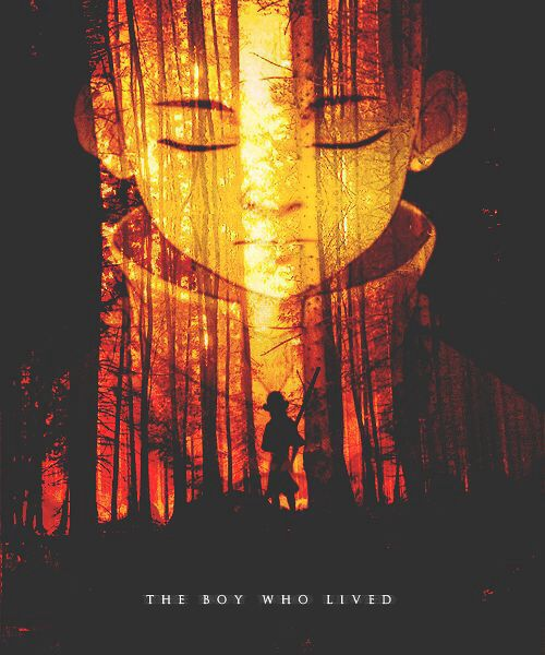 Avatar Aang- the boy who lived