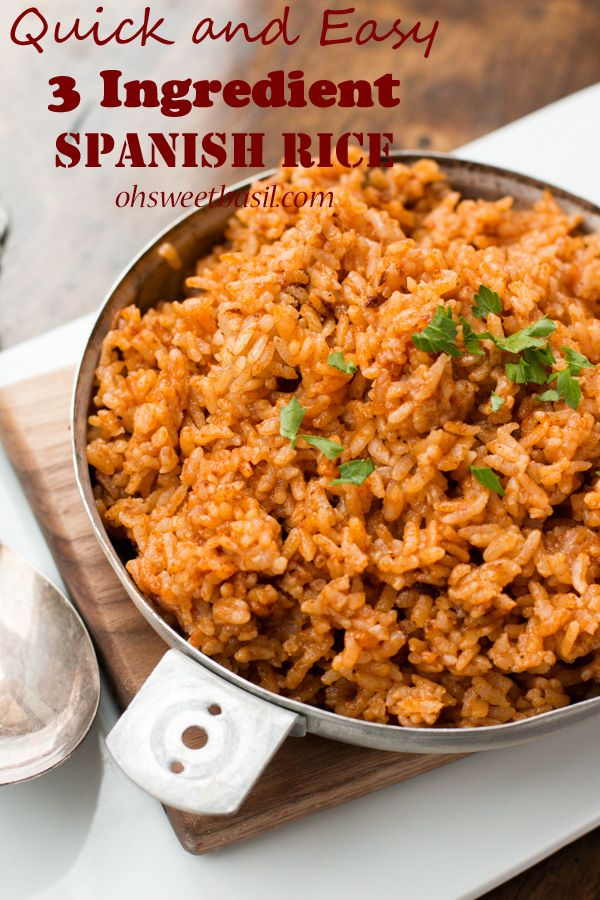 Quick and easy spanish chicken recipes