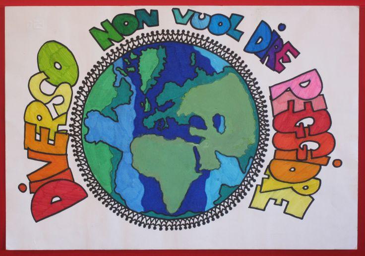 Scuola: Istituto Annunciata Cocchetti di Milano | classe: 2B | Docente: Cristina Gioia | Categoria: Volti e idee di pace