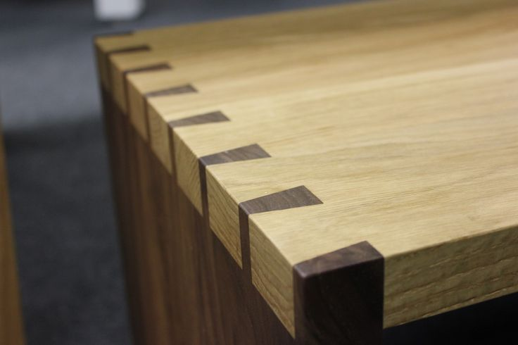 17 best images about dovetail joints on pinterest for Table joints