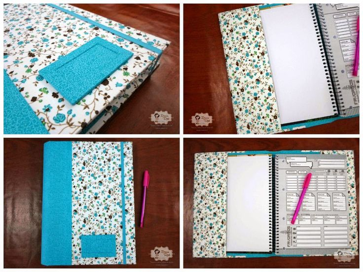 Capa para cadernos