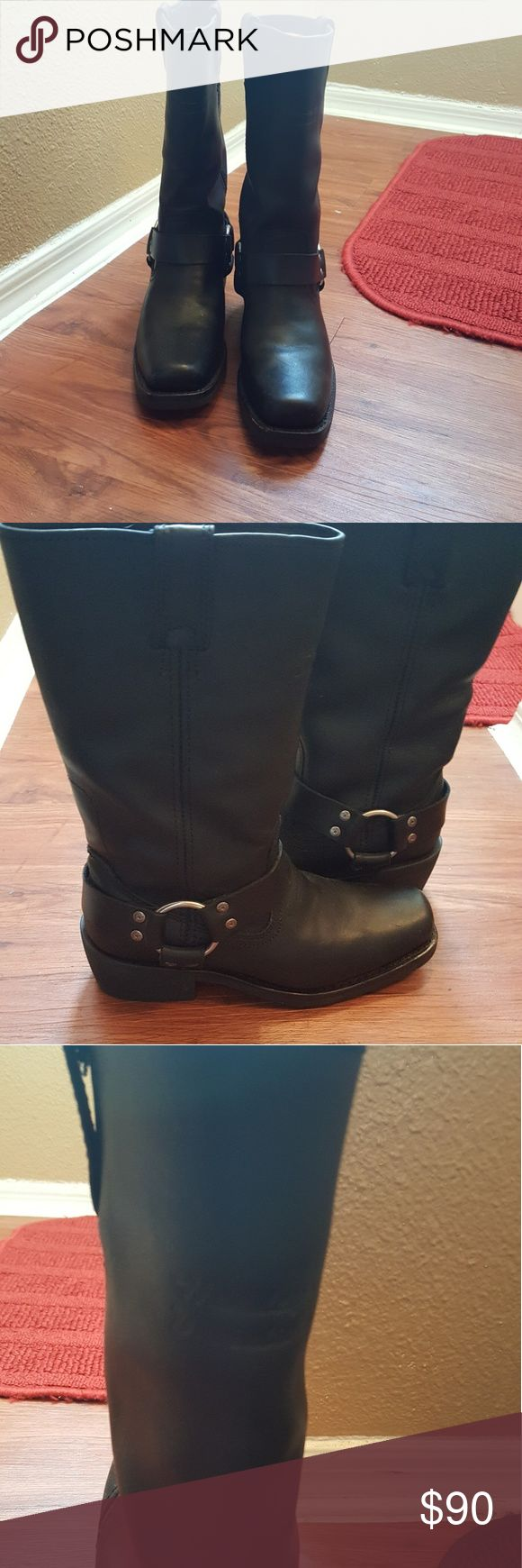 Brand New never worn Riding boots Riding Boots Harley-Davidson Shoes Ankle Boots & Booties #harleydavidsonboots