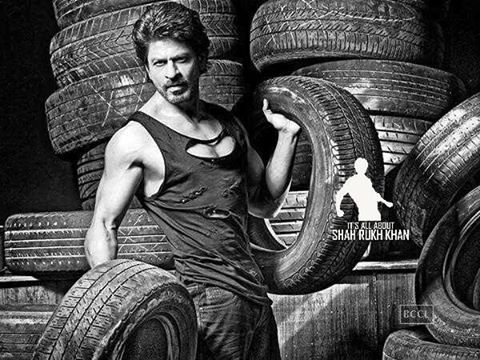 SRK the hot poser ever