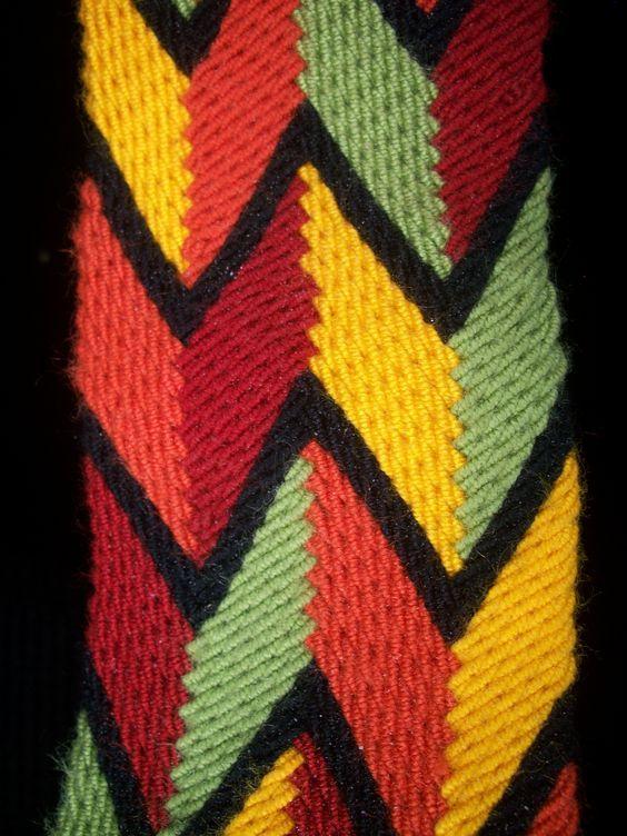Resultado de imagen para Tejido Wayuu!
