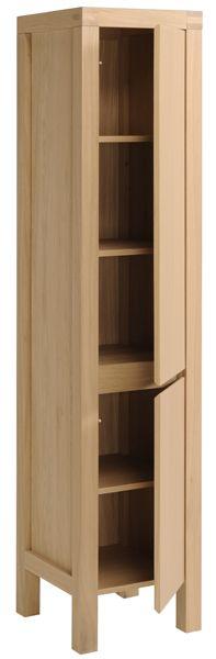coloana de depozitare in interior- Set Mobila / Mobilier Baie ERWAN  | #Mobila