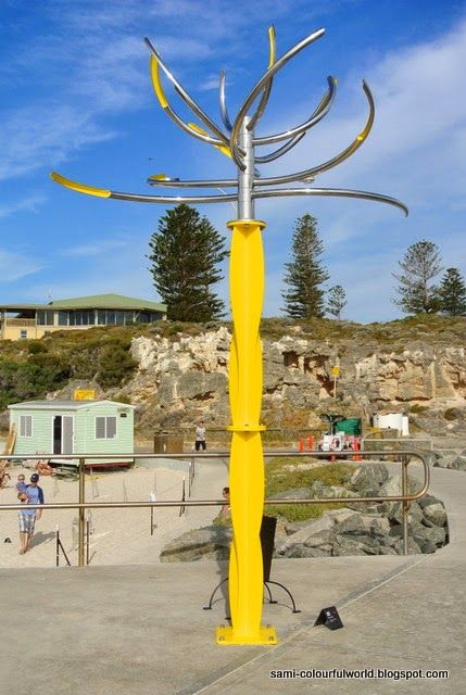 sami's colourfulworld: Sculpture by the Sea 2014 - Part 1