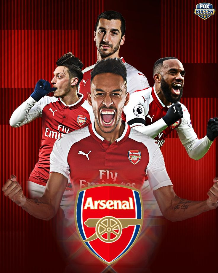 5952 Besten Arsenal FC