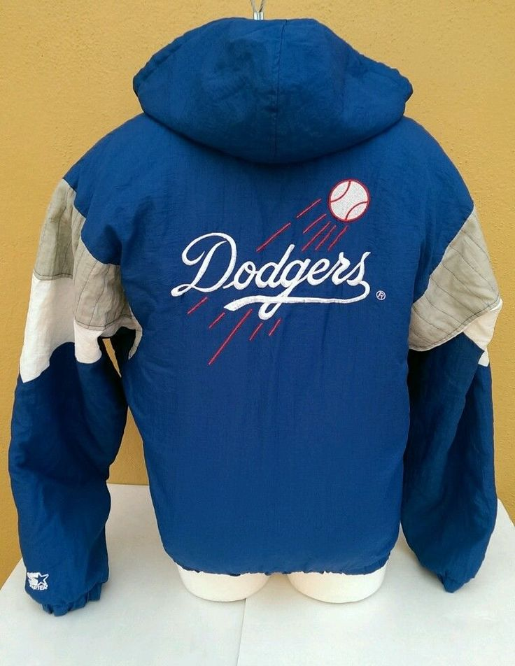 La Dodgers Jacket