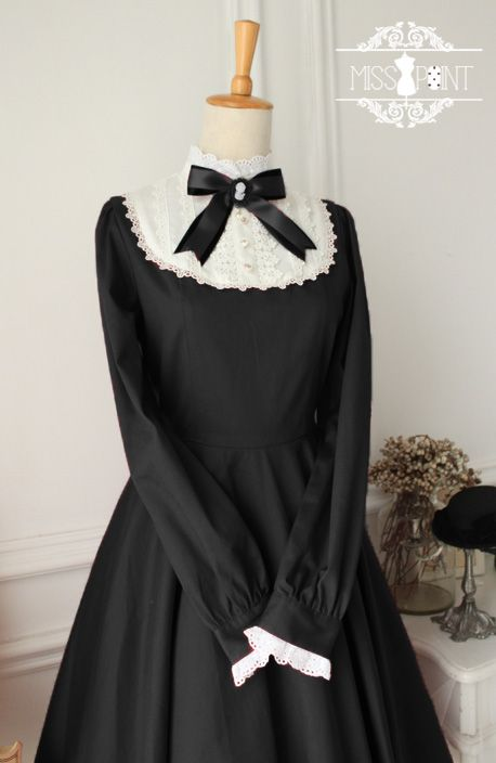 Miss Point -The Castle Girl- Vintage Lolita OP Dress