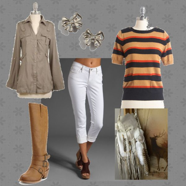 out & about // melisansserif on polyvore