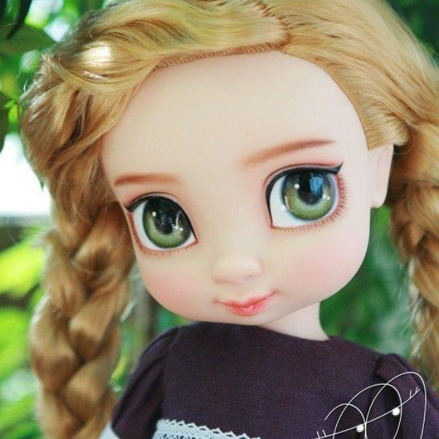 aurora disney animator doll by jia_n_doll