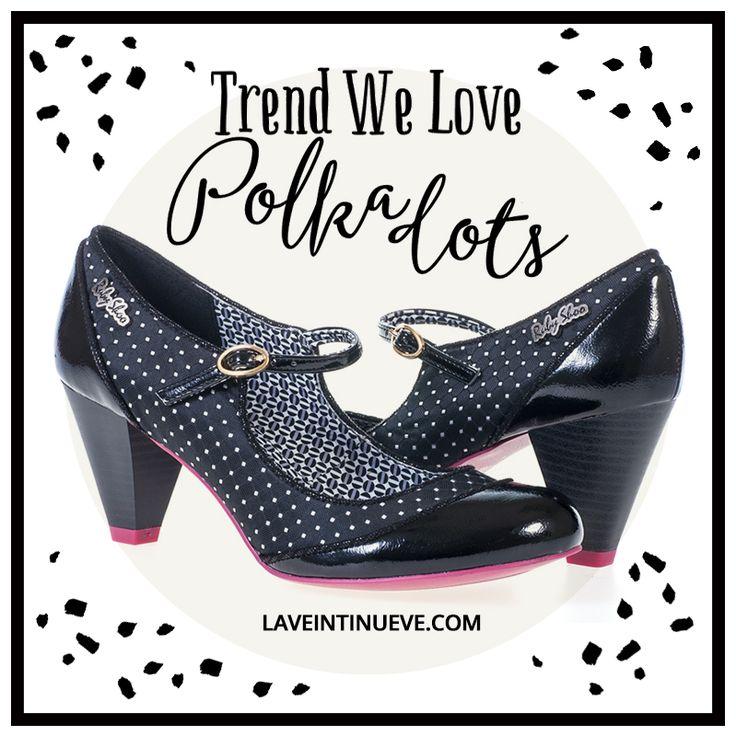 #heels #polkadots #retro #laveintinueve #boutique #barcelona