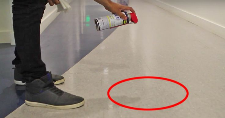 Who knew that WD-40 could do THIS?