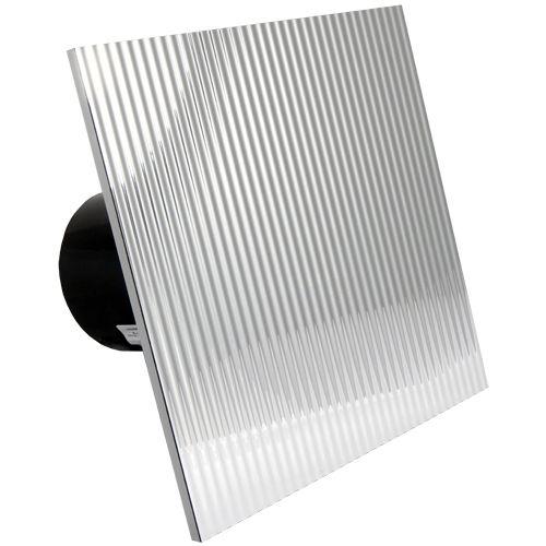 Vyberte si svůj #designový #ventilátor do vaší vyladěné koupelny např. #ventilátor do #koupelny #Rimera #Silver Wave S, pouze u nás podívejte se.
