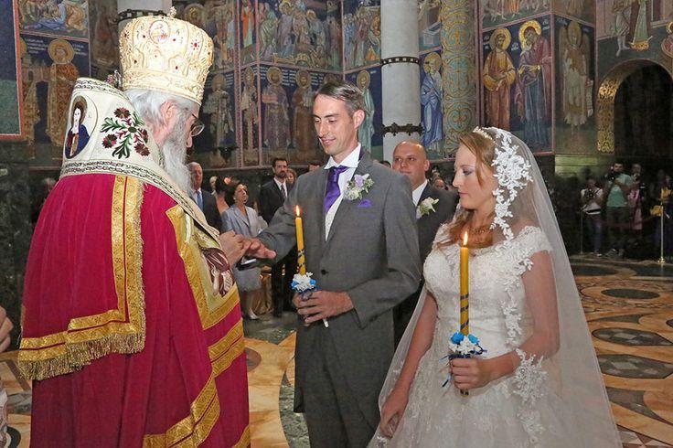 Boda Real en Serbia: el príncipe Djordje y Fallon Rayman. 07. 2017