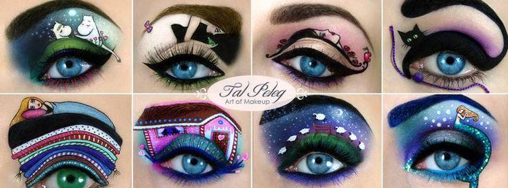 el arte del maquillaje, fabulose!!! tal peleg - Buscar con Google