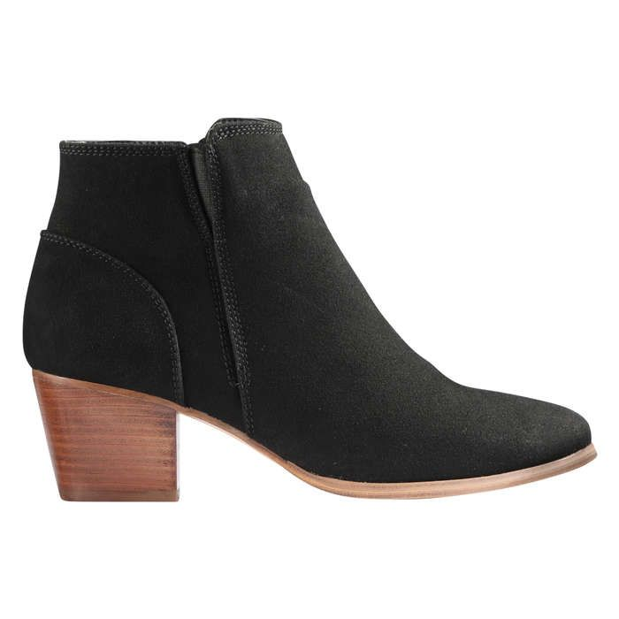 Heeled Ankle Boots from Joe Fresh. Our booties were made for walking, and…