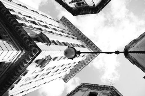 'Modern Havana' - Architecture & Design Against a Clouded Sky by Uxbridge…