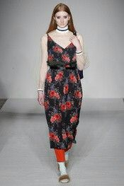 Mother of Pearl fall winter 2016 2017 London fashion week
