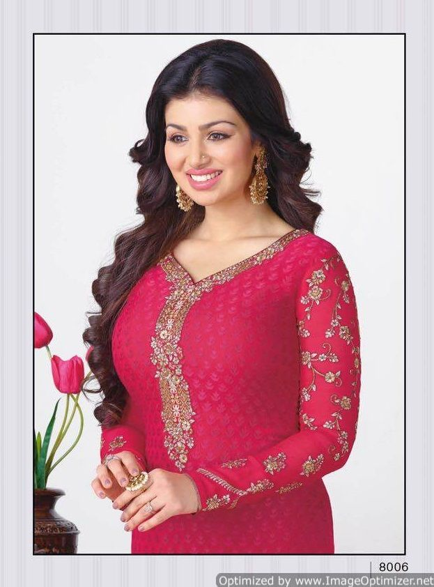 Specification : NAME :	Zubeda Crystal Brasso-8 Hit List TOTAL DESIGN :	4 PER PIECE RATE :	 1052/- FULL CATALOG RATE :	 4208/- WEIGHT :	5 Type :	Designer Salwar Suits MOQ :	Minimum 4 Pcs. Fabric Description :	Top - Crystal brasso |Bottom n inner - santoon | Duptta - nazneen UPCOMING DATE :	09-02-2018