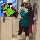 [self] My Great Saiyaman! costume from Halloween