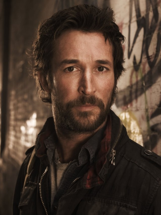 Noah Wyle - as Tom Mason on one of my favorite shows TNT's Falling Skies
