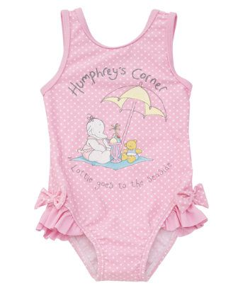 Mothercare Humphrey's Corner Swimsuit