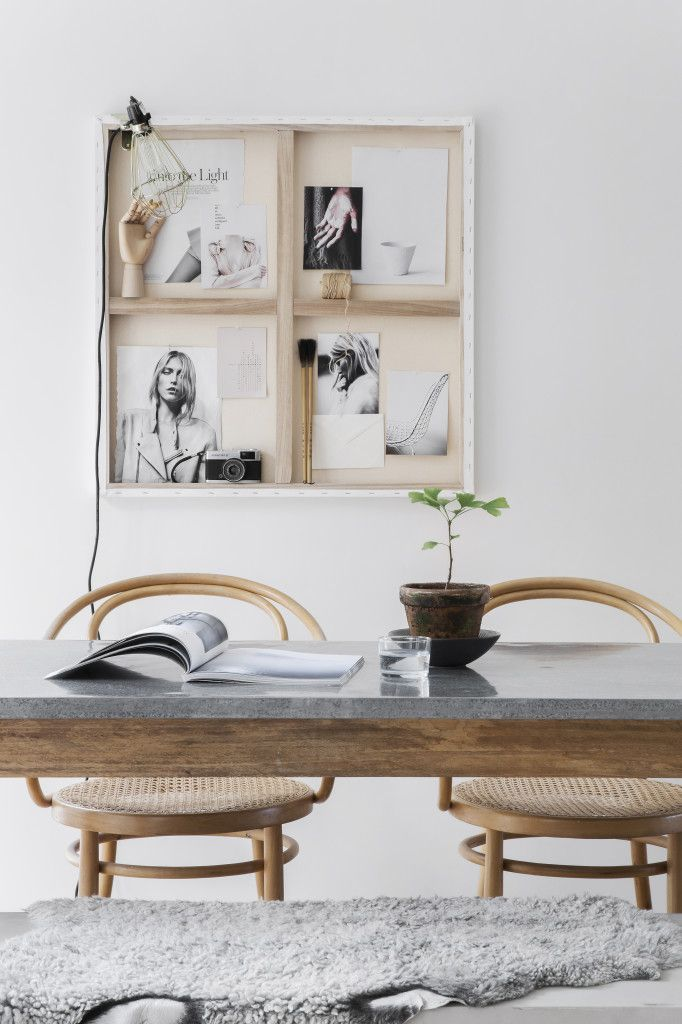 Stil Inspiration - DIY recycle an old canvas Styling Pella Hedeby, Photographer Sara Medina Lind