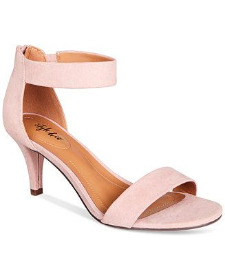 e5954295d Style   Co Paycee Two-Piece Dress Sandals