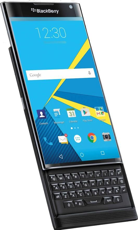 John Chen is the CEO of BlackBerry and doesn't know how to use the Priv