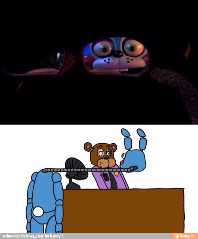 Five Nights at Freddy's 2 My god lol