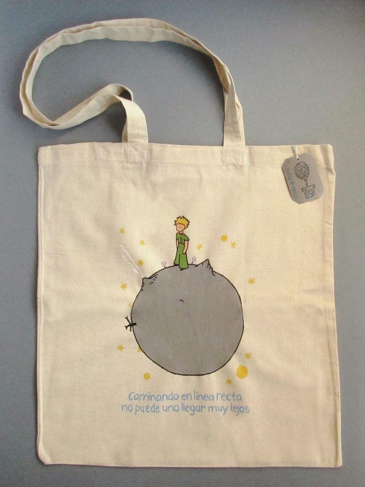 The Little Prince bag